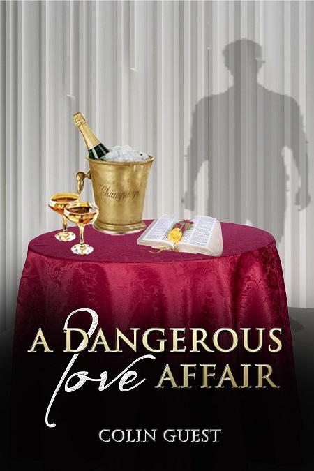 A Dangerous Love Affair book cover Half size